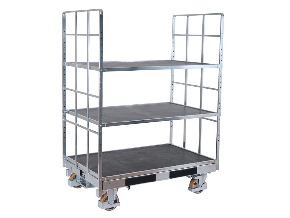 2 sided H-frame Compactainer®